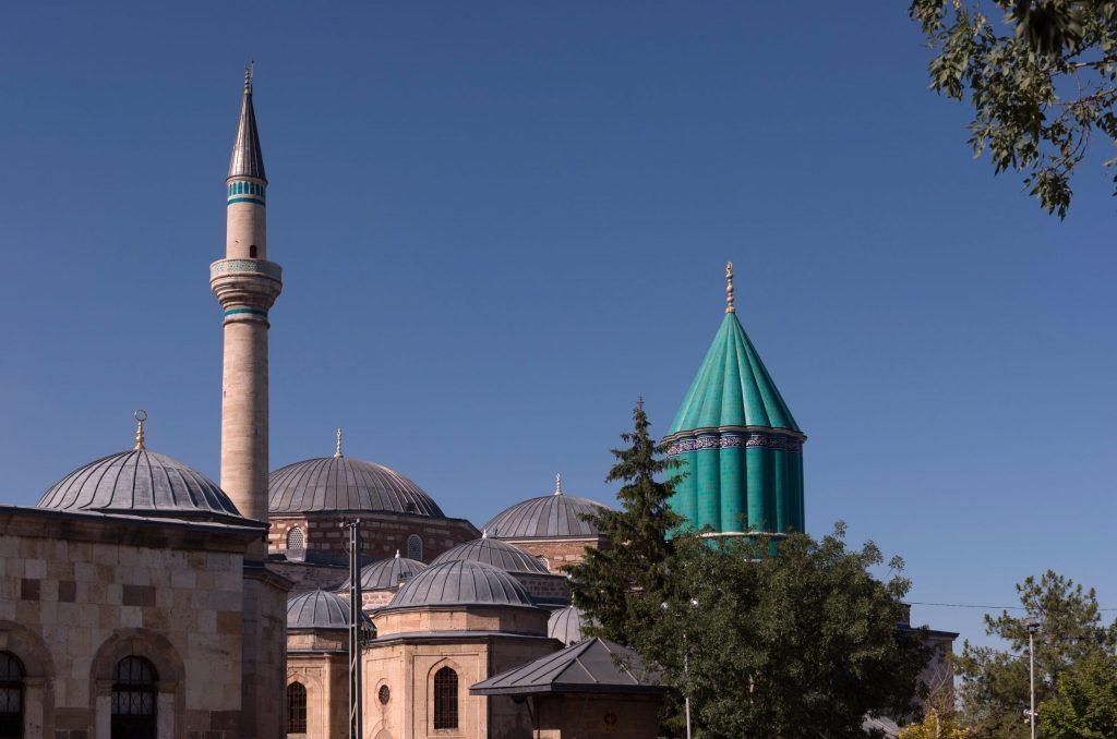 Mevlana Celaddiin-i Rumi Mosque and Tomb